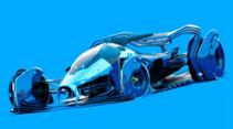 Bugatti F1 Concept - Andries van Overbeeke