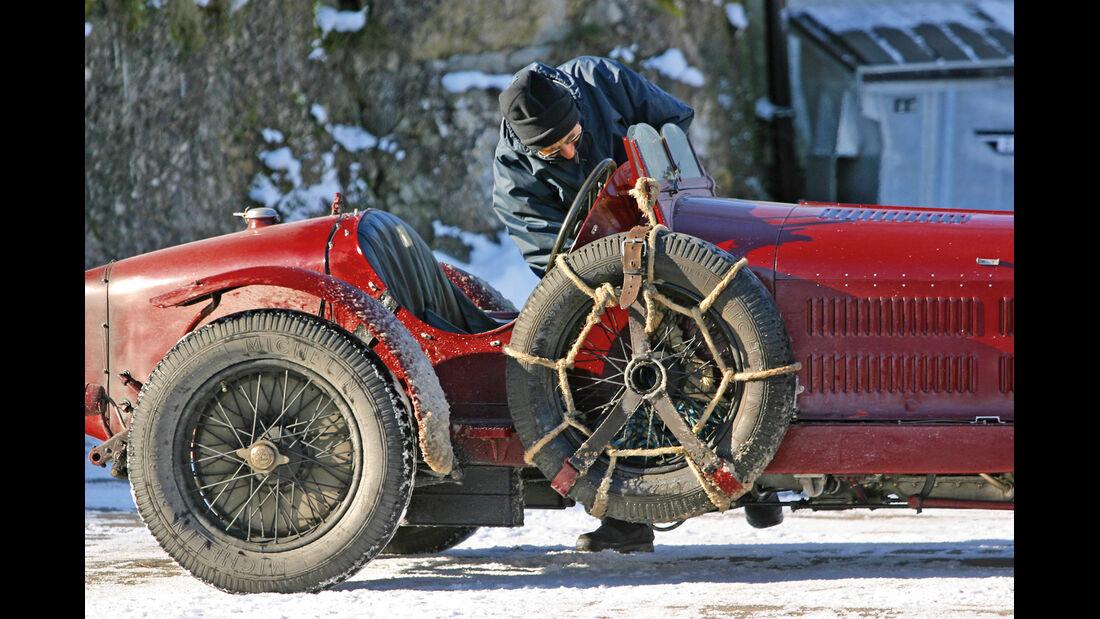 Bugatti, Fahrer