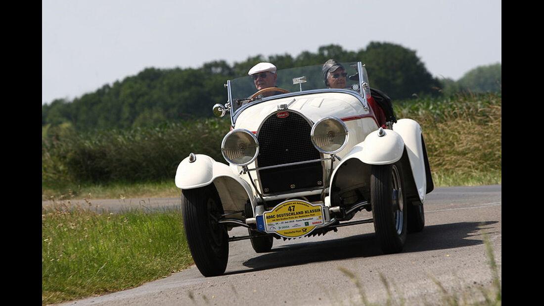 Bugatti Gläser Roadster