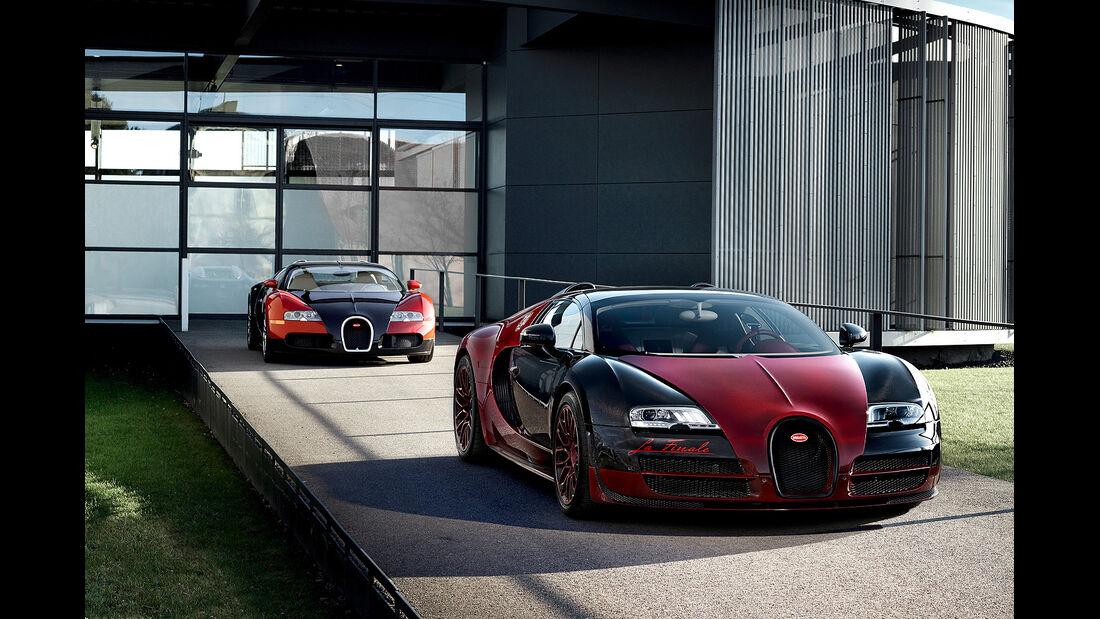 """Bugatti Grand Sport Vitesse """"La Finale"""""""