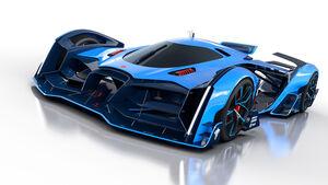 Bugatti Le Mans Rennwagen