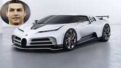 Bugatti Ronaldo