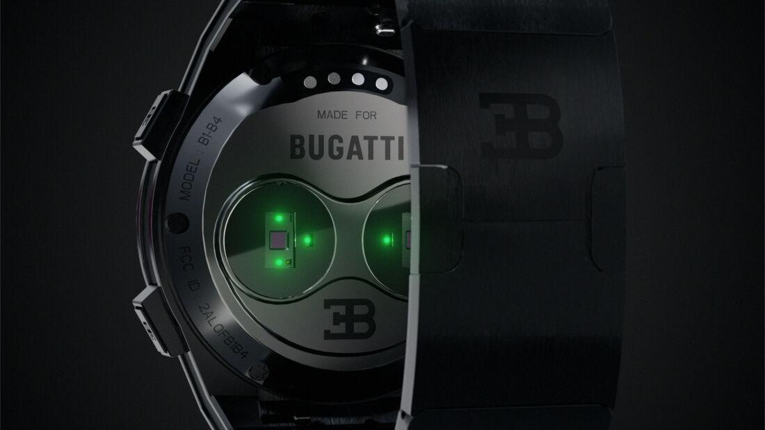 Bugatti Smart Watch Ceramique Edition One
