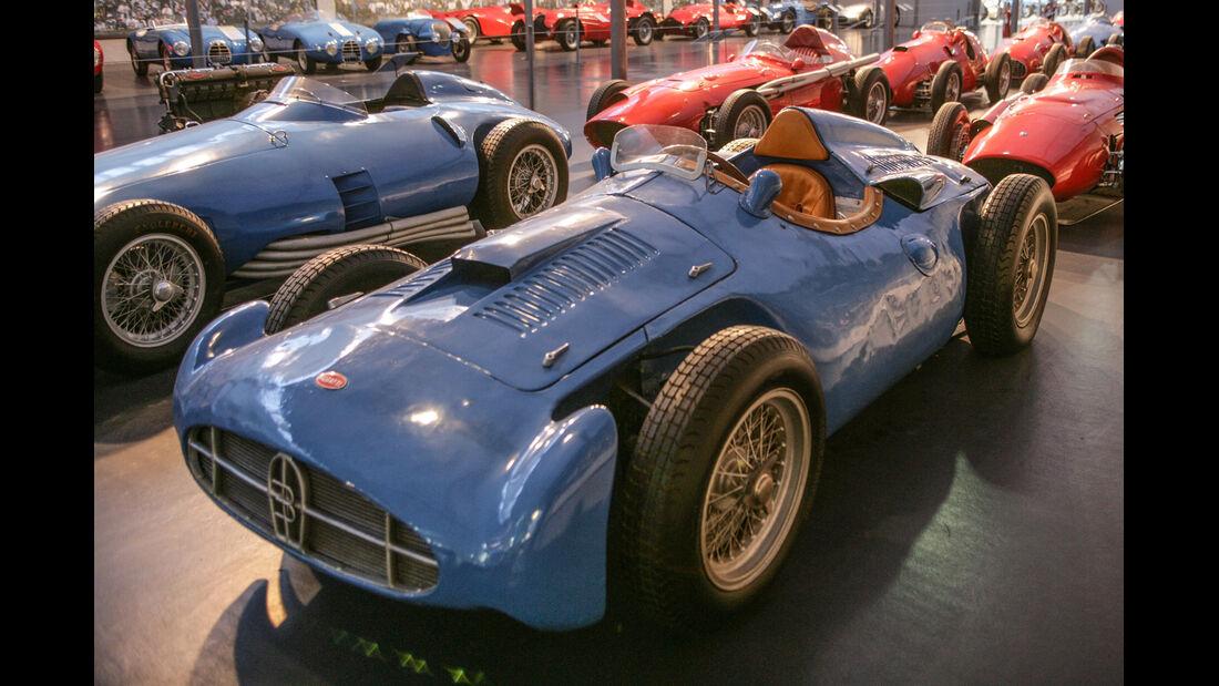 Bugatti T251 - Formel 1 - 1956