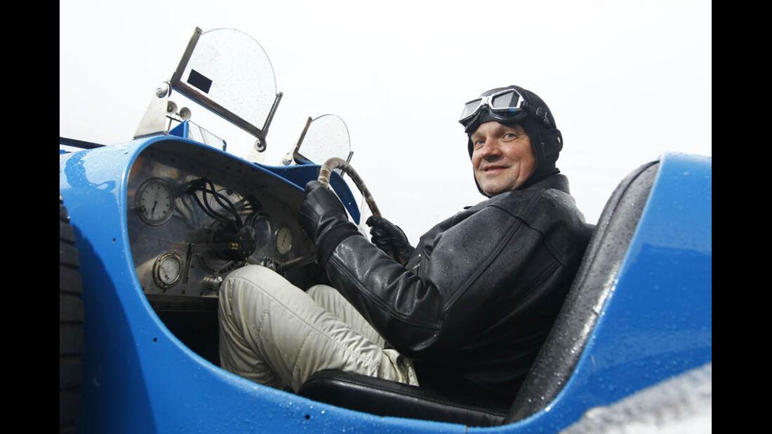 Bugatti Typ 35, Baujahr 1927, Horst von Saurma