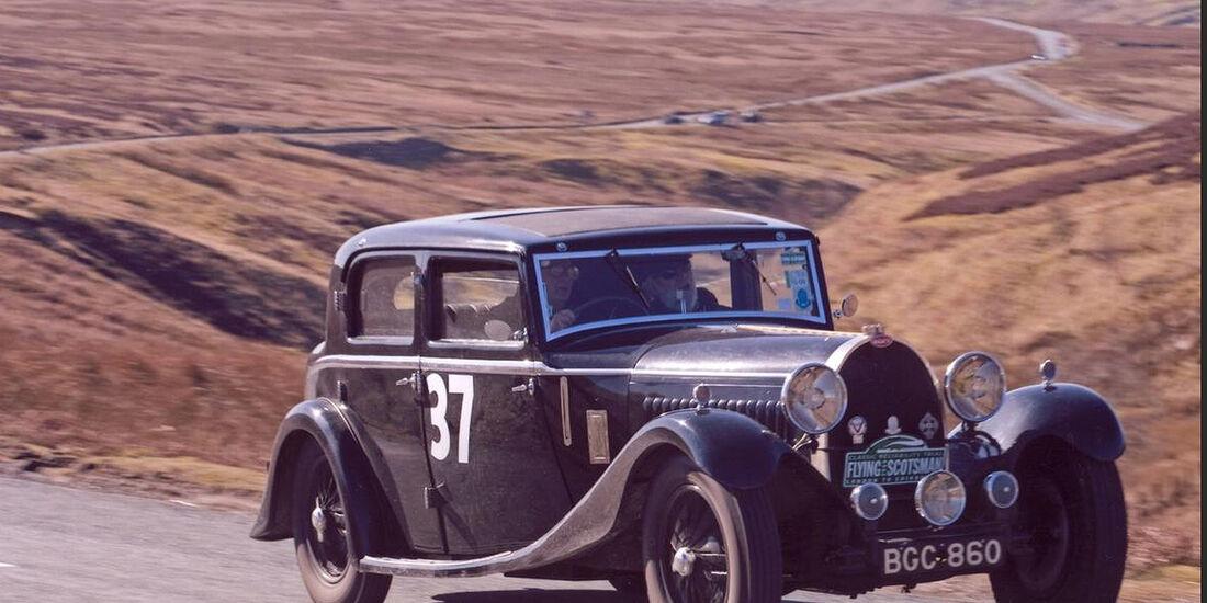 Bugatti Typ 46 Sports Saloon
