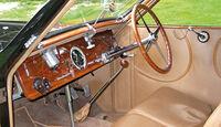 Bugatti Typ 57 Ventoux, Cockpit, Restauriert