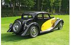 Bugatti Typ 57 Ventoux, Heckansicht