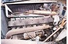 Bugatti Typ 57 Ventoux, Motor, Unrestauriert