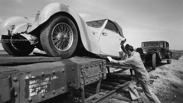 Bugatti Typ 57S Royale Sammlung Schlumpf/Shakespeare