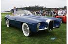 Bugatti Type 101C Virgil Exner Ghia Roadster