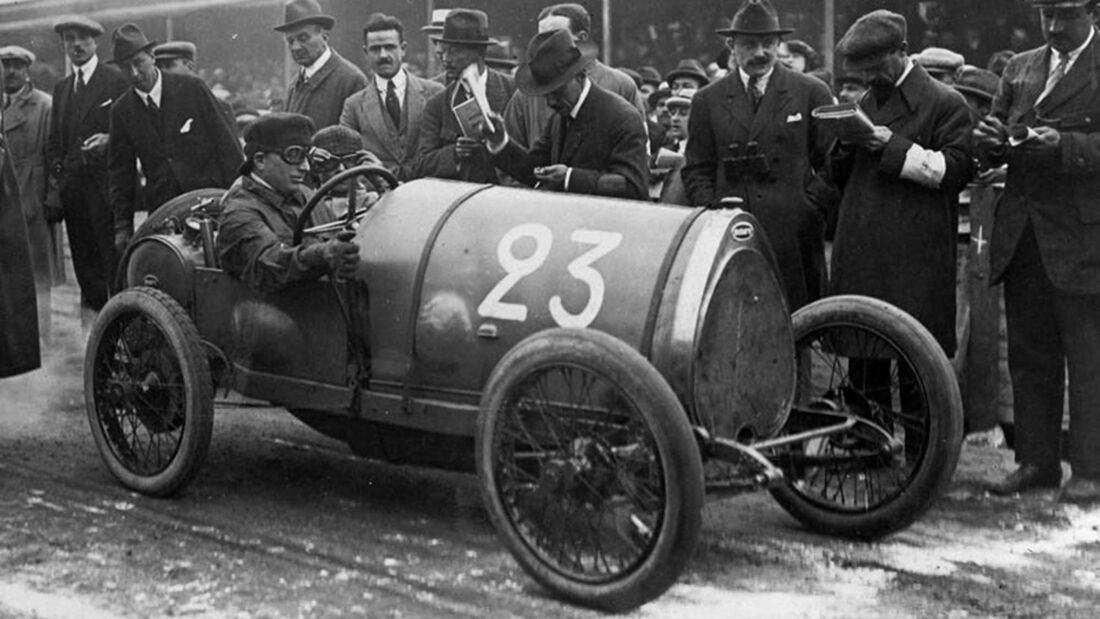 Bugatti Type 13 (1914)
