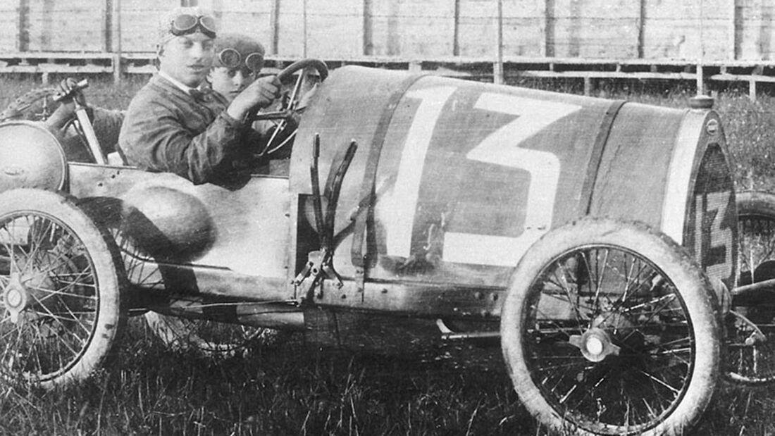 Bugatti Type 13 (1921)