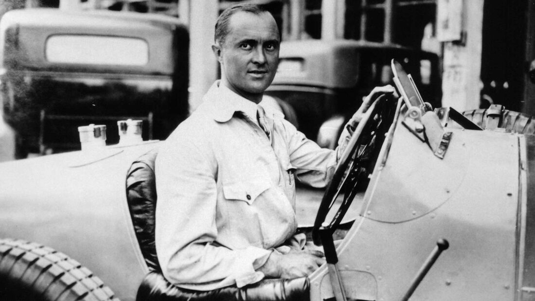 Bugatti Type 35 Louis Chiron