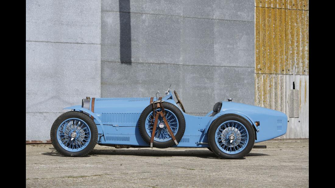 Bugatti Type 35A Replica.