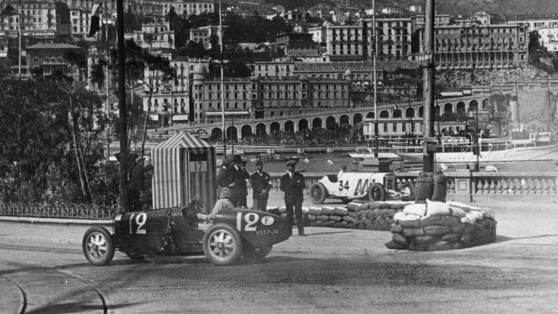 Bugatti Type 35b Grand Prix Monaco (1929)