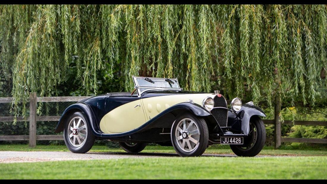 Bugatti Type 55 Super Sports by Figoni (1931)
