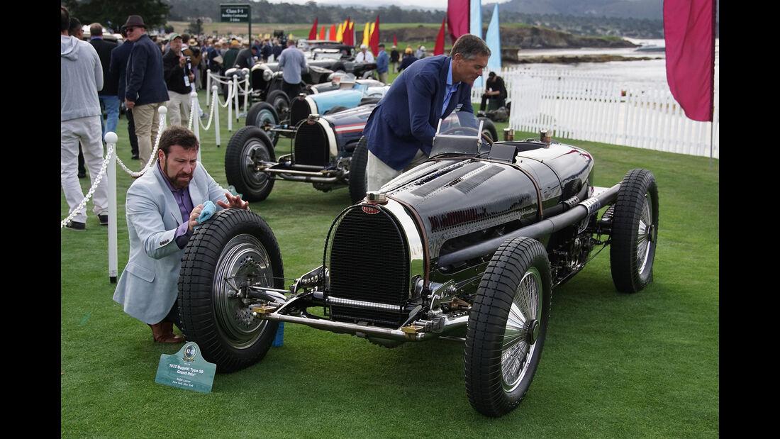 Bugatti Type 59 Grand Prix 1933 Ralph Lauren