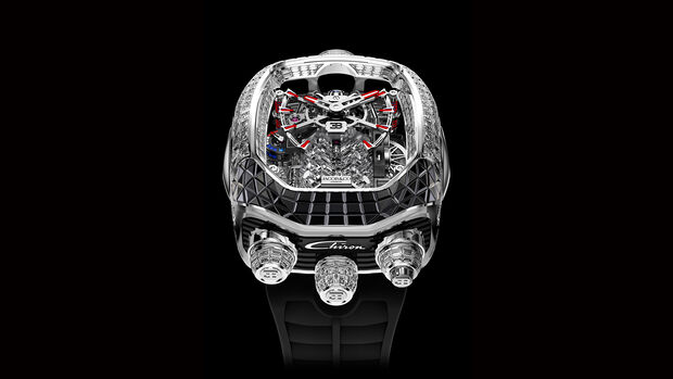 Bugatti Uhr Jacob und Co.
