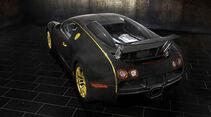 Bugatti Veryron 16.4 Mansory Vincerò d'Oro