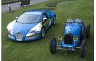 Bugatti Veyron 100 Jahre-Sondermodell