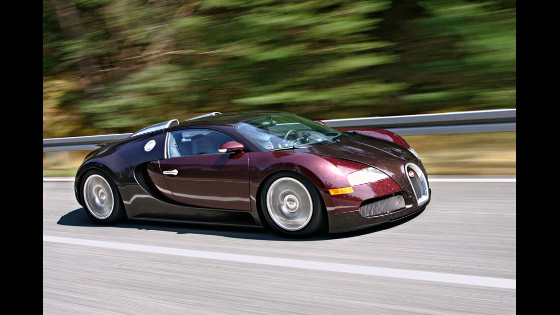 Bugatti Veyron 16,4