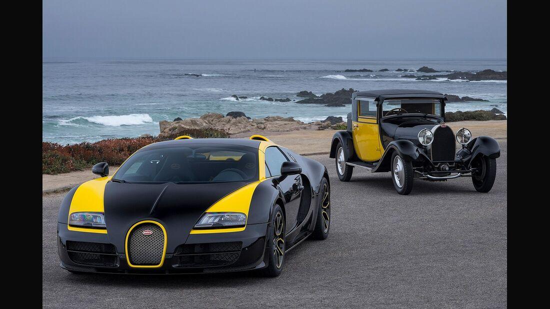 Bugatti Veyron 16.4 Grand Sport Vitesse 1 of 1