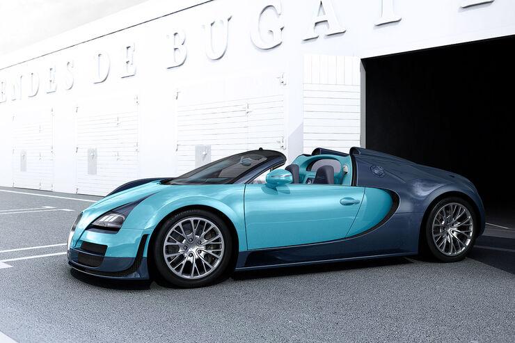 bugatti veyron sondermodell heldenverehrung aus molsheim auto motor und sport. Black Bedroom Furniture Sets. Home Design Ideas
