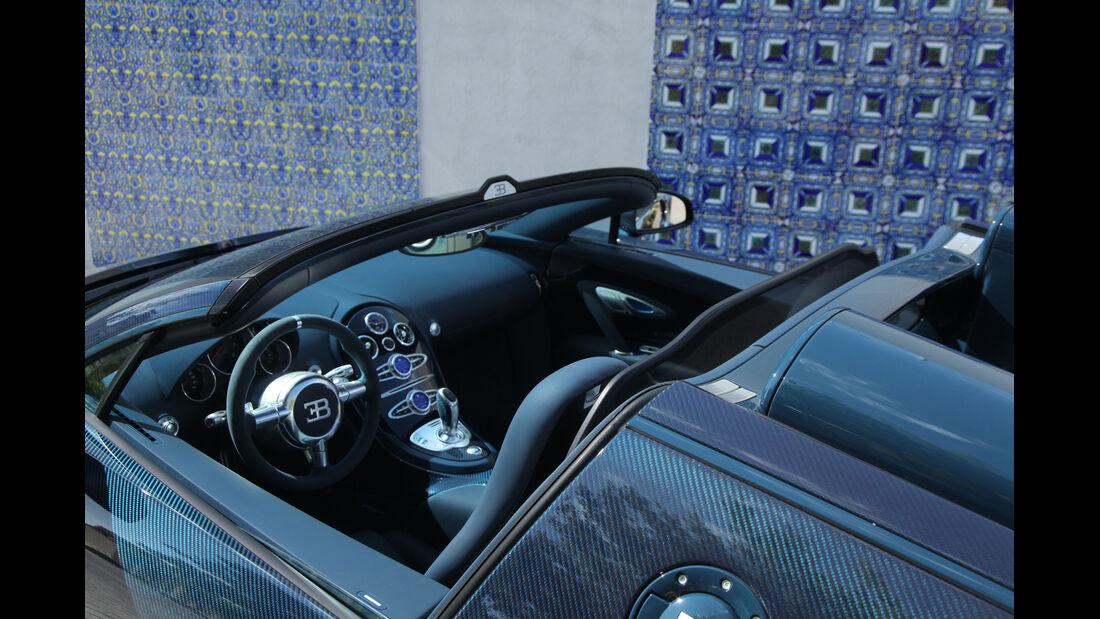 Bugatti Veyron 16.4 Grand Sport Vitesse, Offen