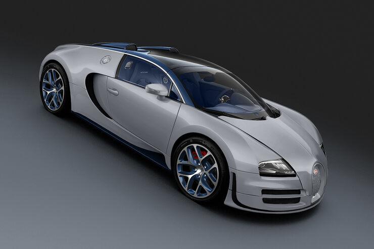 Bugatti Veyron 16.4 Grand Sport Vitesse Rafale SE