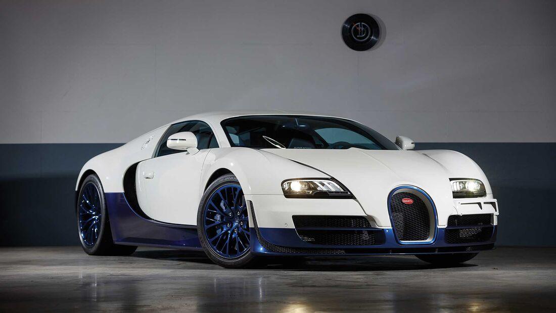Bugatti Veyron 16.4 Super Sport (2012)
