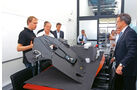 Bugatti Veyron 16.4 Super Sport, CFC-Unterboden