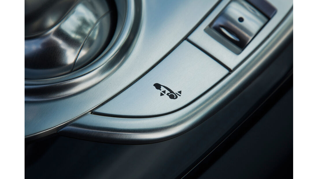 Bugatti Veyron Grand Sport Vitesse, Bedienelement