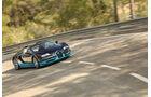 Bugatti Veyron Grand Sport Vitesse, Frontansicht