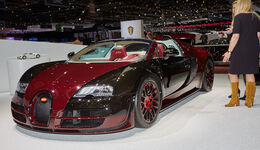 Bugatti Veyron Grand Sport Vitesse La Finale Genf