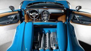 Bugatti Veyron Grand Sport Vitesse Meo Costantini