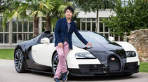 Bugatti Veyron Grand Sport Vitesse Piano-Version, Lang Lang
