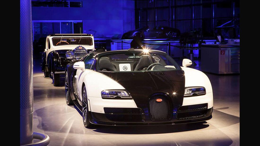 Bugatti Veyron Grand Sport Vitesse Piano-Version