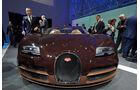 Bugatti Veyron Rembrandt, Genfer Autosalon, Messe 2014