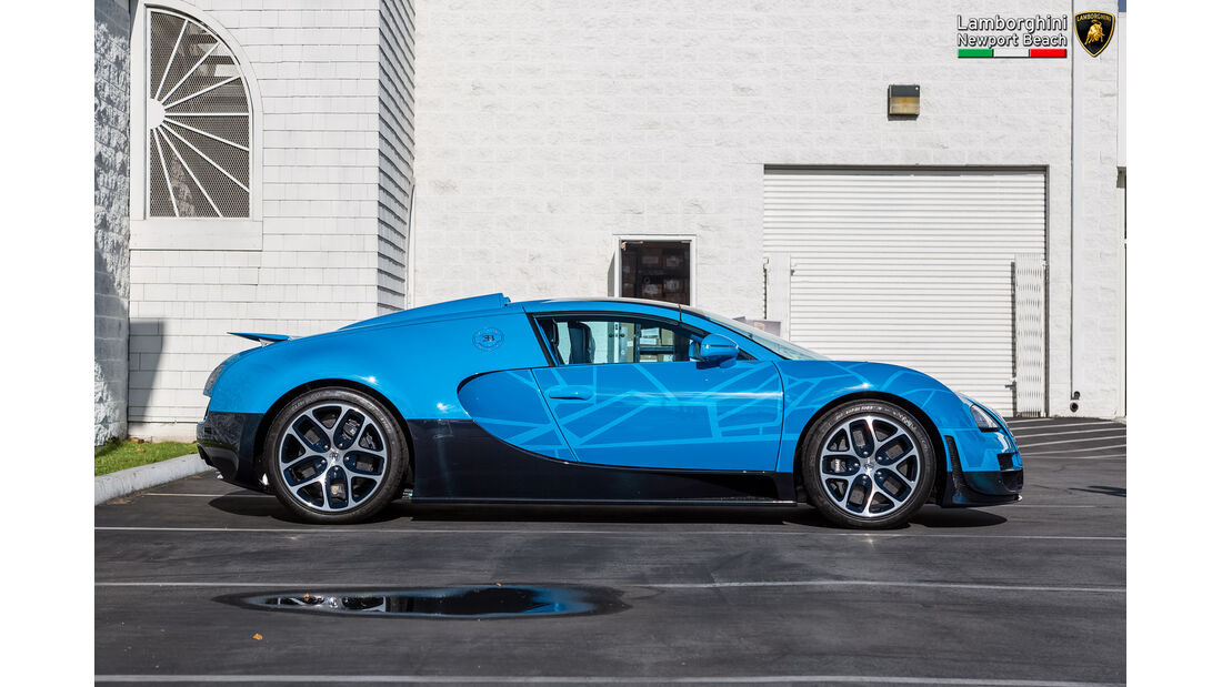 Bugatti Veyron - Supercarshow - Newport Beach - April 2016