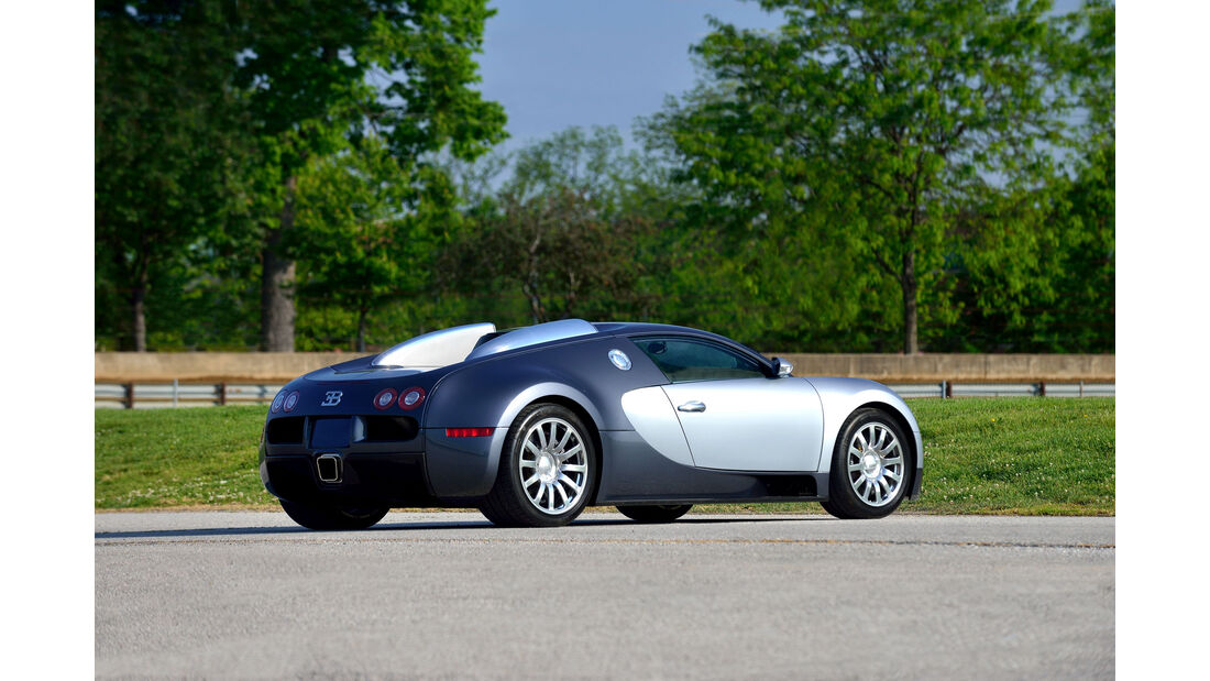 Bugatti Veyron - Supersportwagen - Mecum Auctions - August 2016