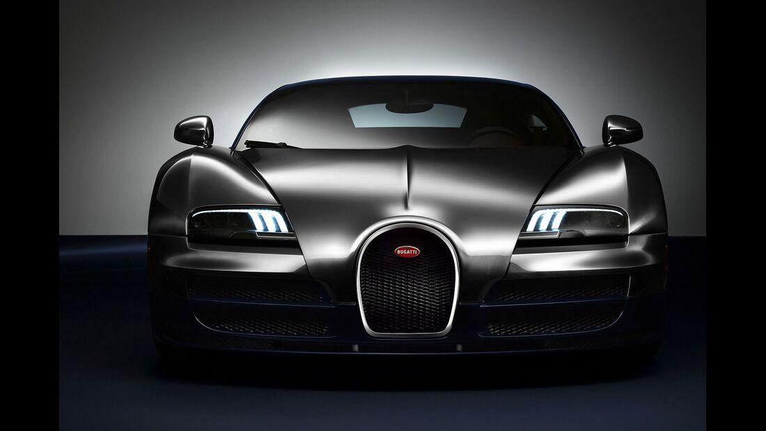 Bugatti Veyton Ettore Bugatti