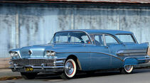 Buick Century Riviera Estate Wagon (1958)