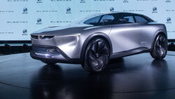Buick Electra Crossover Vision Concept