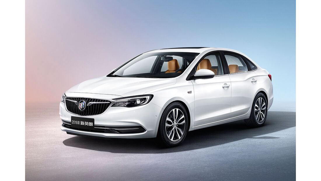 Buick Excelle GT (China)