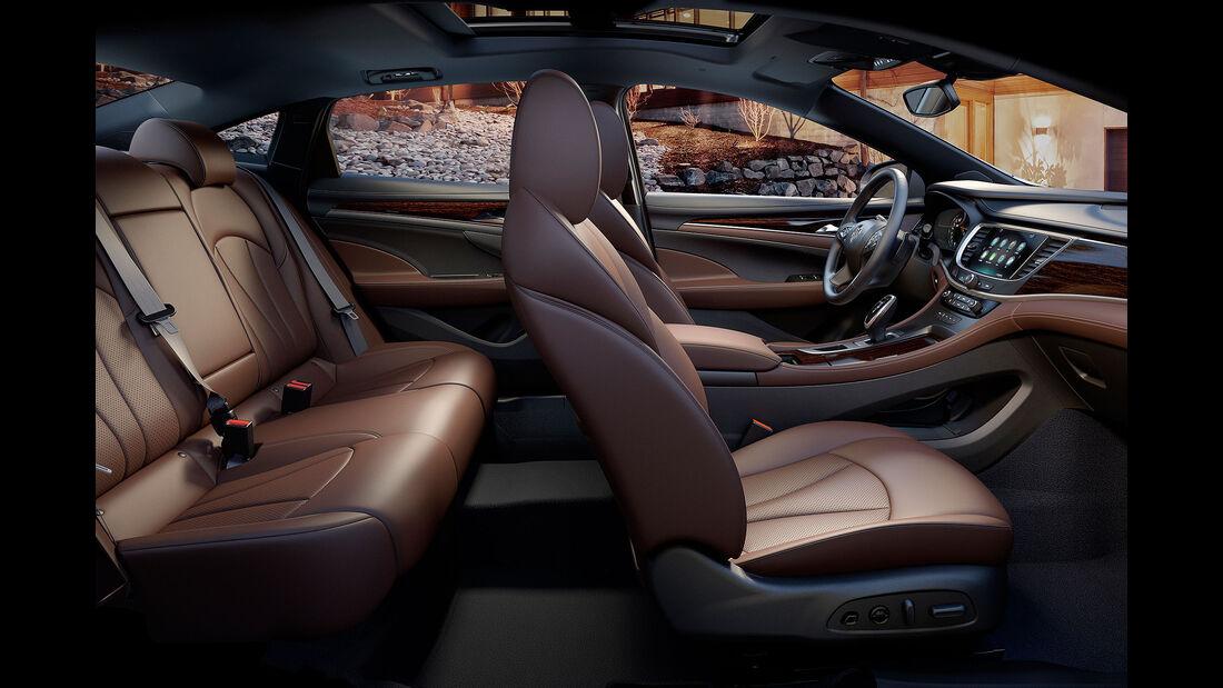 Buick LaCrosse L.A. Autoshow