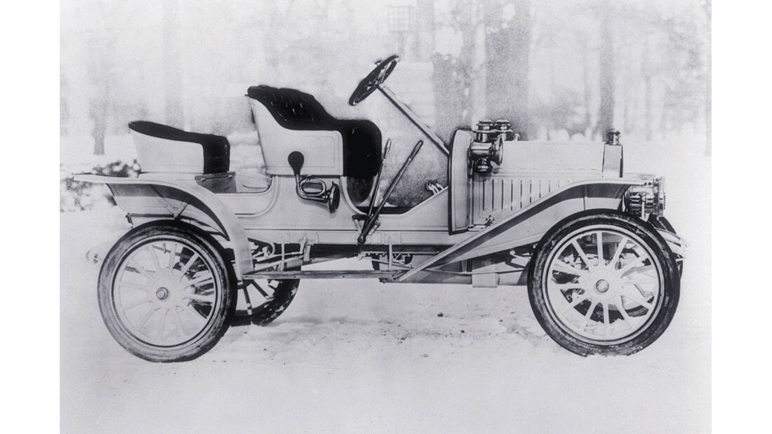 Buick Model 10 Bj.1908