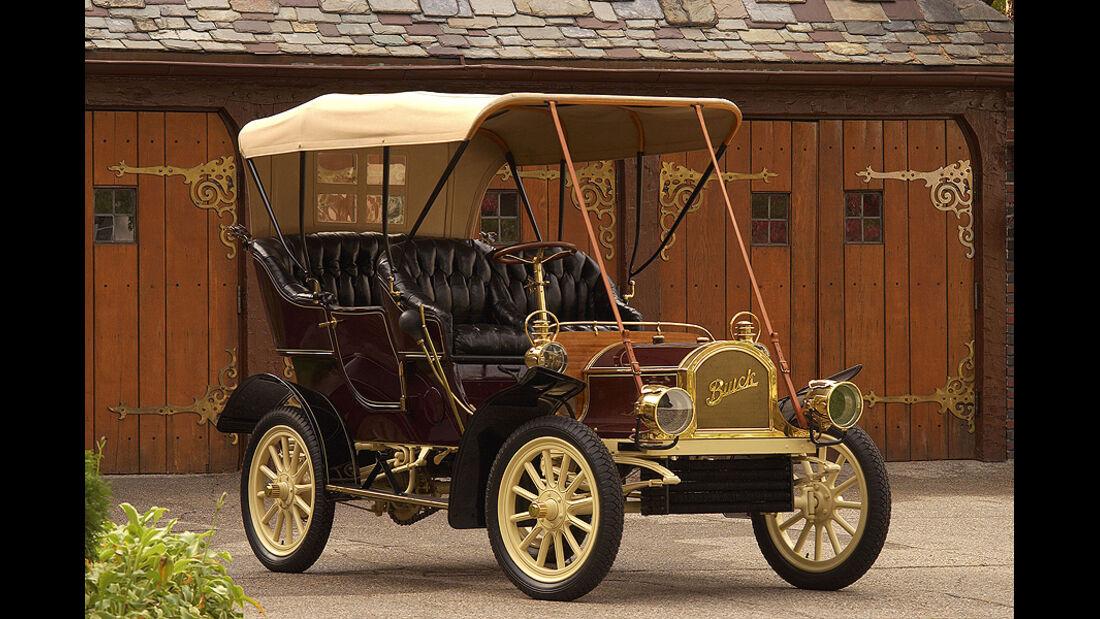 Buick Modell C Bj.1905