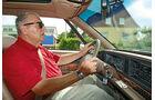 Buick Park Avenue, Cockpit, Fahrersicht
