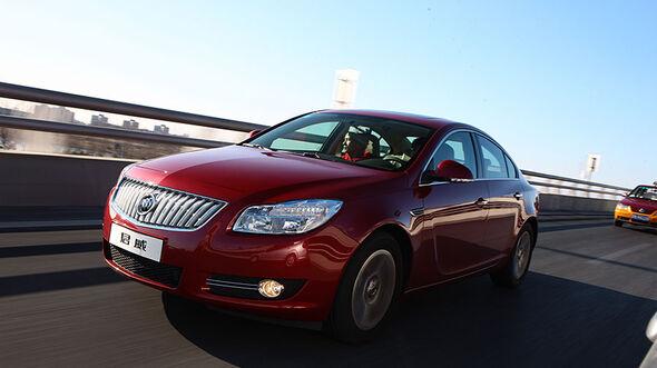 Buick Regal China